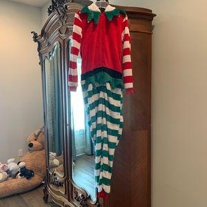 Christmas Elf Onsie